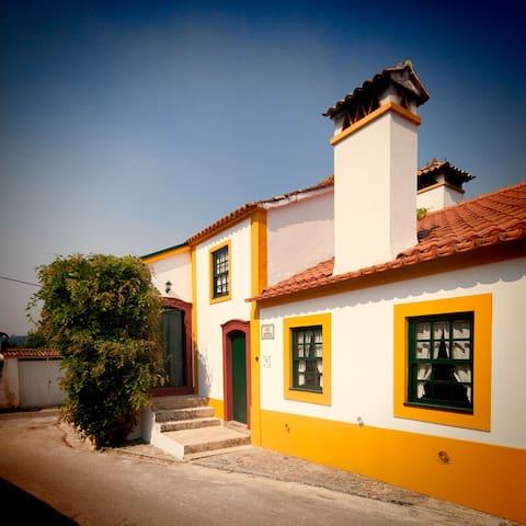 Quinta da Fontoura Cabanal Suite