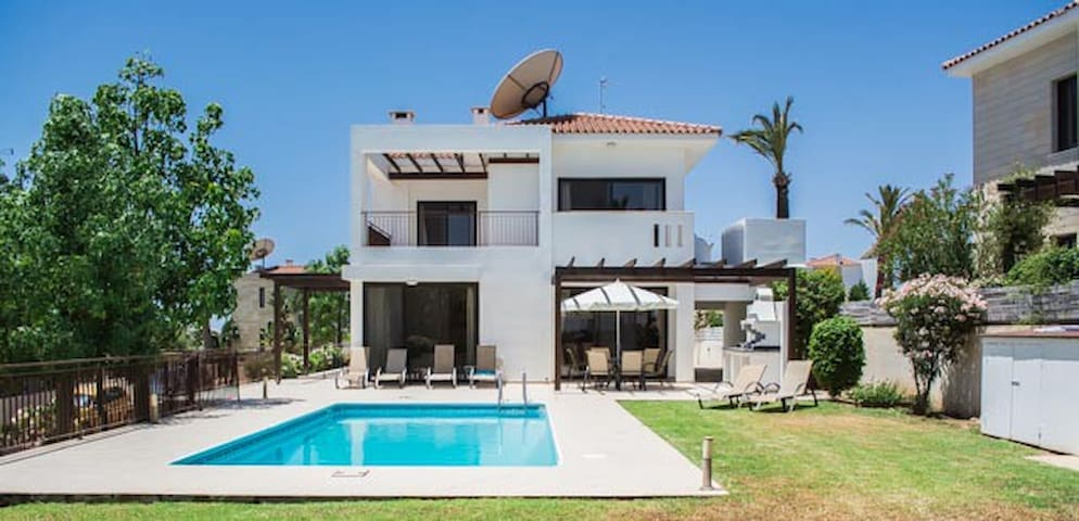 Beautiful Villa stunning sea views. - Agios Theodoros - Villa