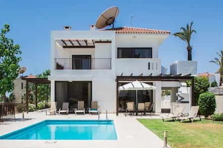 Beautiful Villa stunning sea views. - Agios Theodoros