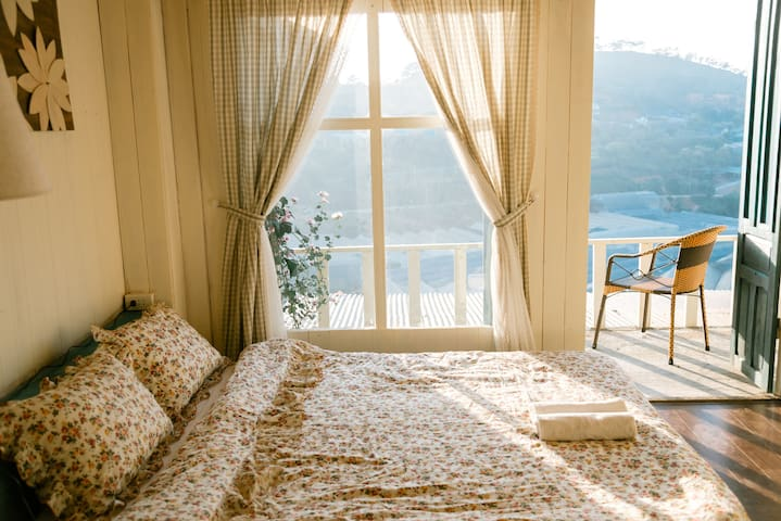 Jevis Au Village -  the Rosemary Deluxe Room