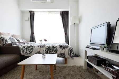 ⑥♪Osaka Namba area ✩*॰modern room - 大阪市