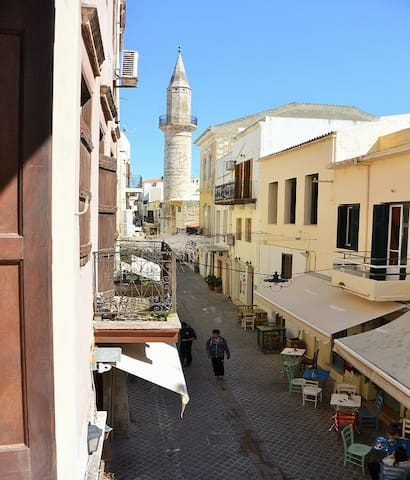 Live the Atmosphere of Chania Old Town! - La Canée - Appartement
