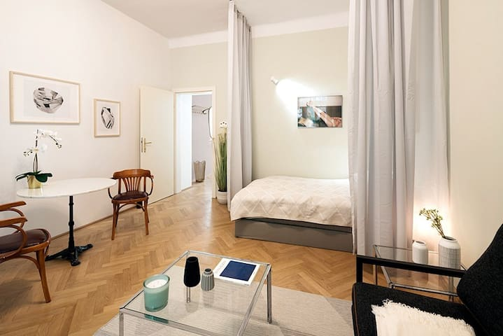 New renovated apartment in Vienna near Prater