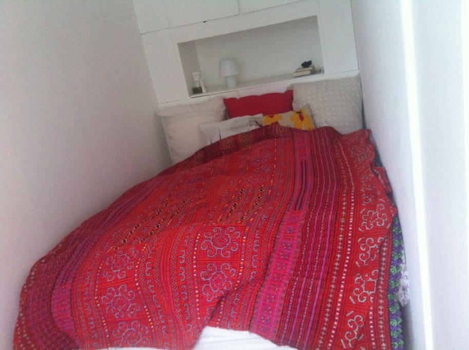 Soveværelse/Bedroom