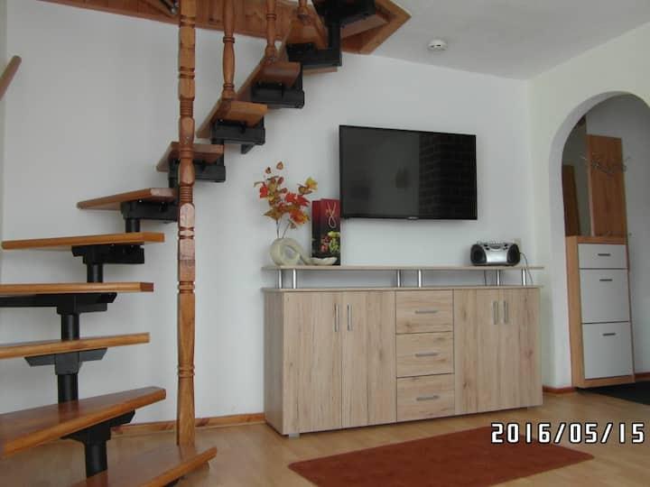 Ferienhaus Amarell (Breitenbach (bei Suhl)) - LOH05528, Ferienhaus, 60 qm, 2 Schlafzimmer, max. 4 Personen