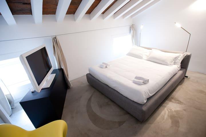Casavalentina - room 27 - Mantova - Hus