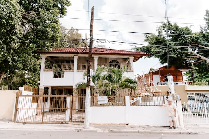 La Casita De Guela in the heart of Cibao, Santiago
