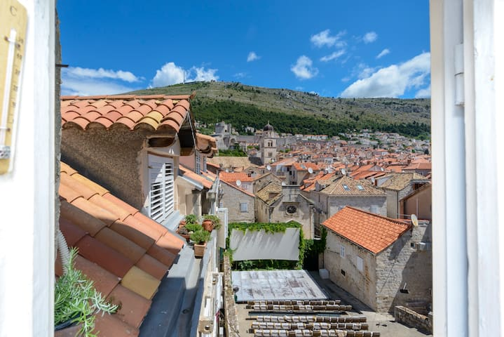 Andro apartments - Double bedroom 2 - Dubrovnik - Apartment