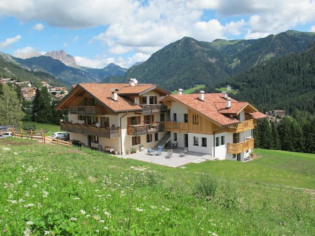 Apartment Casa Davarda in Vigo di Fassa