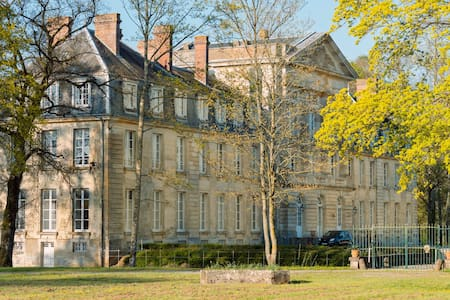 18th-century Chateau in Normandy - Courtomer - Castell