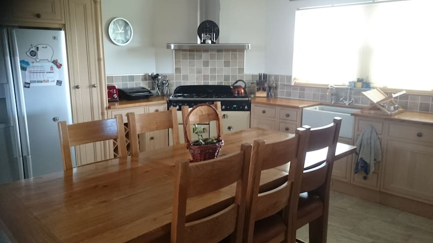 Clean, Comfortable and Welcoming -  Kirkton Dumfries. - Casa