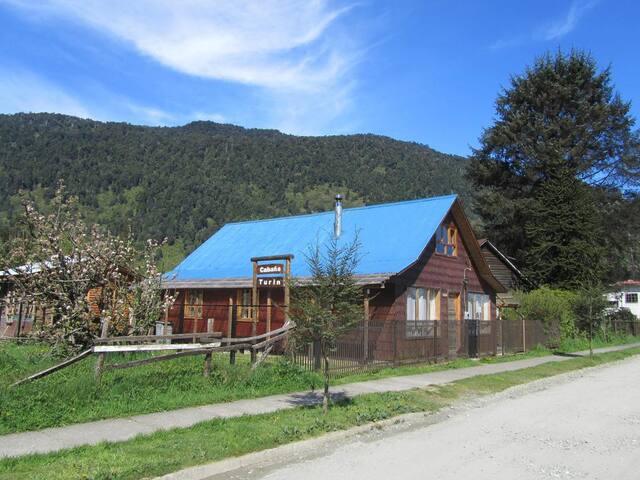 Cabaña Turin 1
