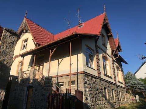 Ubytování nedaleko obcí zapsaných do Unesca.