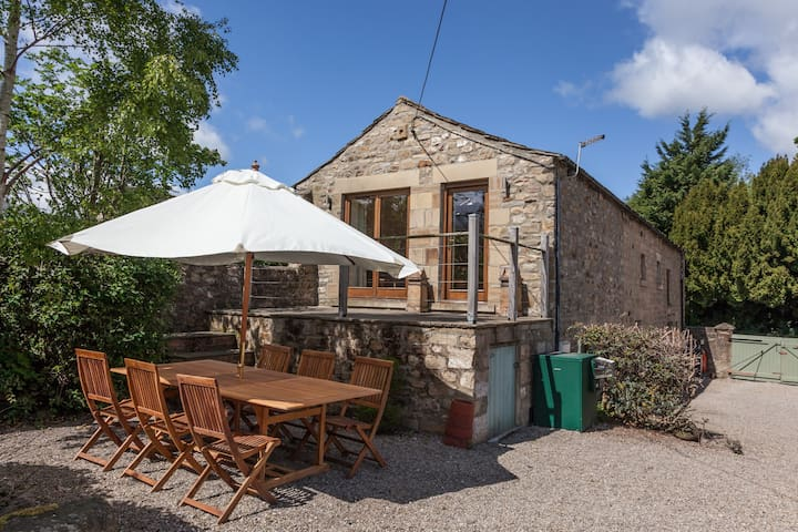 The Barn, Newton le Willows - North Yorkshire - Casa