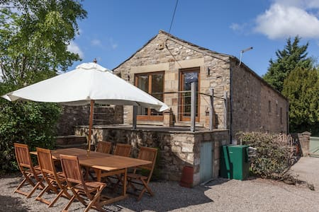 The Barn, Newton le Willows - North Yorkshire - บ้าน