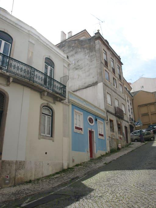 the gloria house maisons louer lisbonne lisbonne portugal. Black Bedroom Furniture Sets. Home Design Ideas