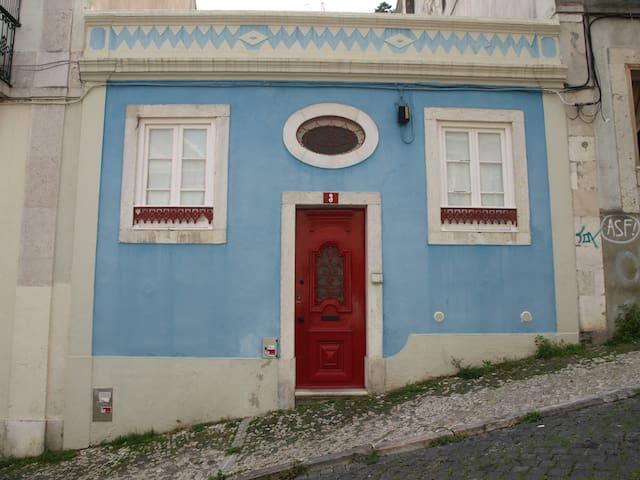 The Gloria House - Lisboa - Casa