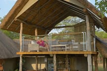 Viewing Deck and Bar