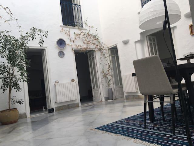 Beautiful&Traditional Sidi Bou Said - Sidi Bou Said - House