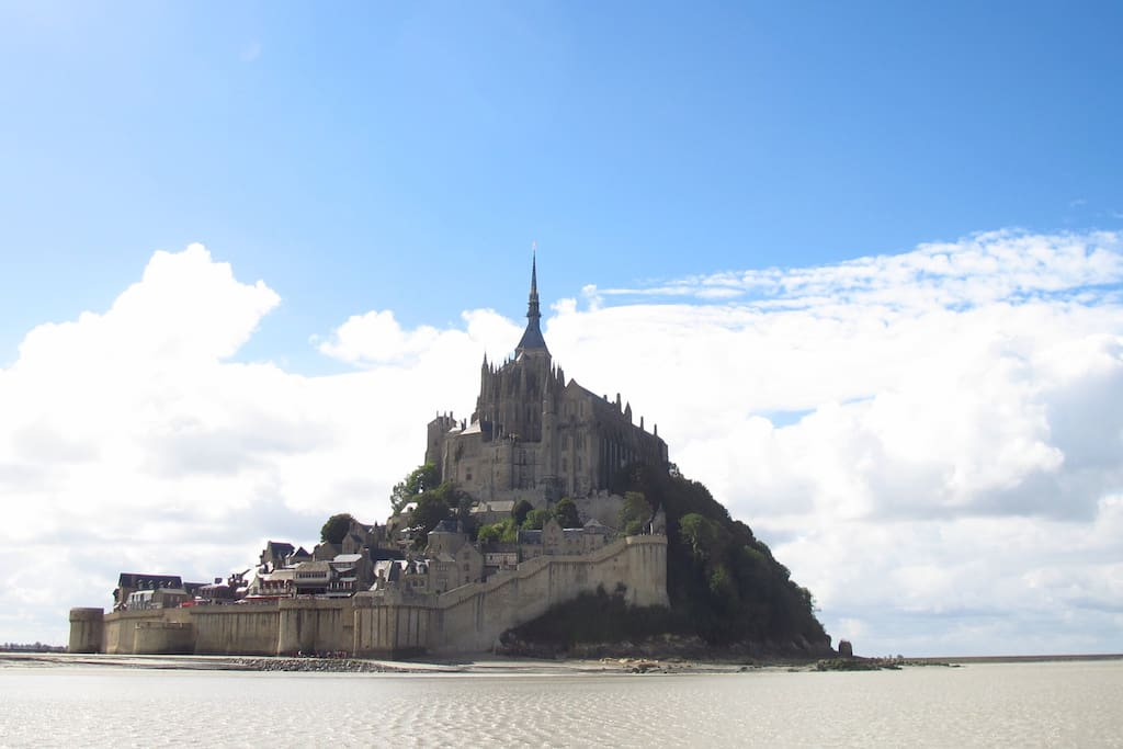 Excursion au Mont Saint Michel
