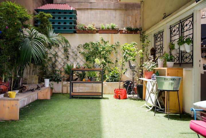 MarMikaMyLove Loft+Garden - Mar Mikhael - Haus