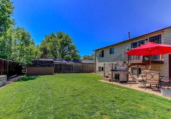 420 Friendly Home near Foothills and Denver