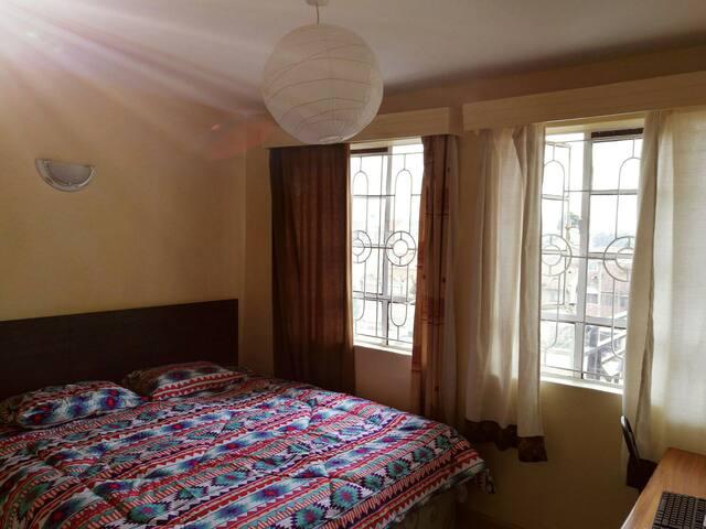 Quite,Cozy room in Nairobi.