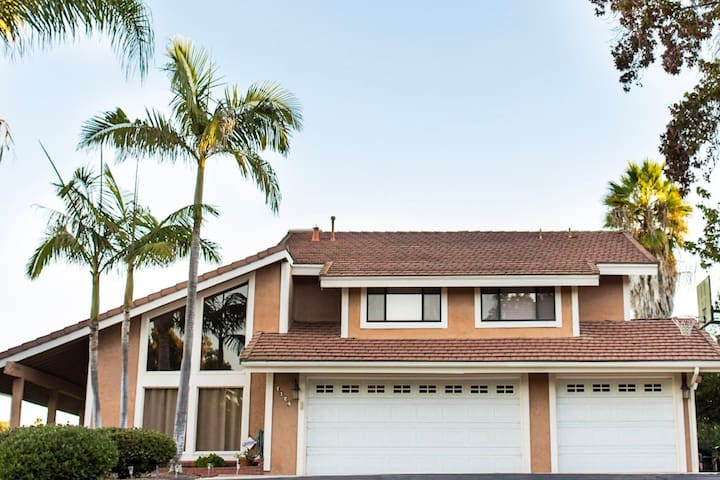 North County San Diego-Vista with panoramic views!