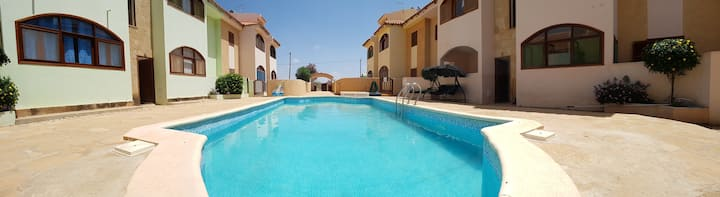 Vila Do Maio, cozy flat with swimming pool.