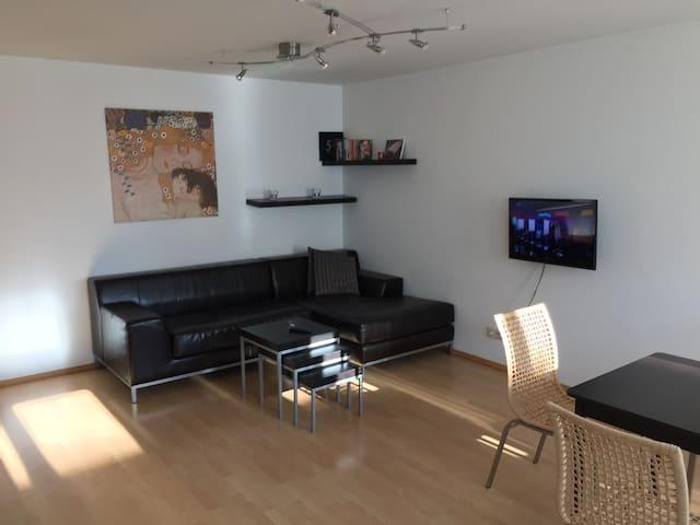 Gemütliche kleine Wohnung in Nordheim - Nordheim - Lägenhet