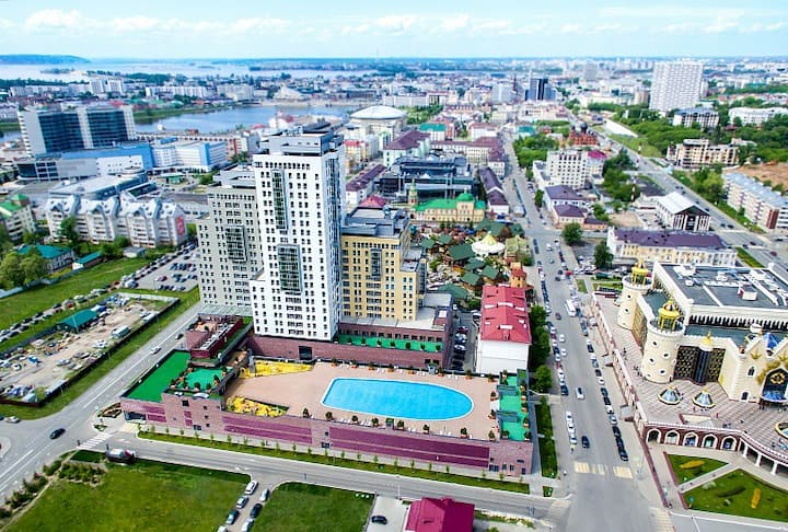 Peterburg Street Apartments