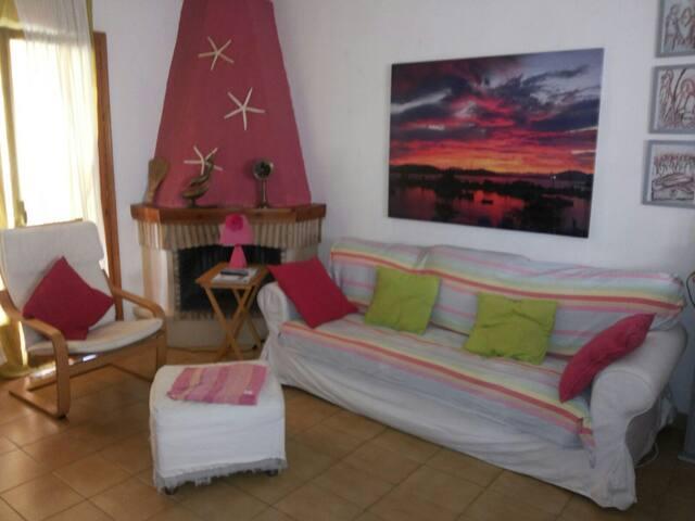 Coqueto bungaló para descansar cerca de la playa