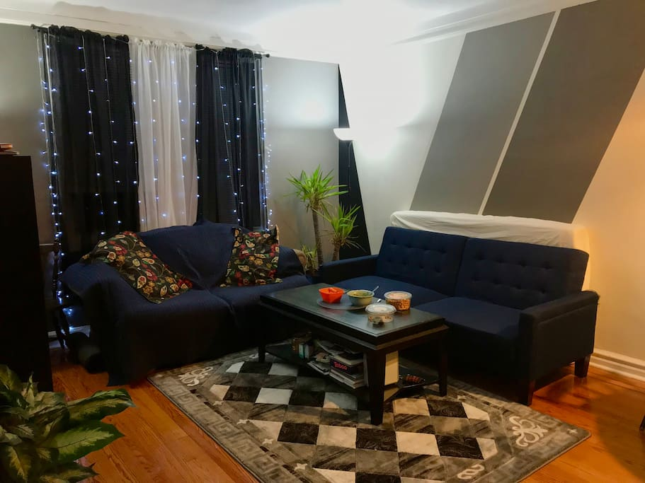 Home away from home trendy brooklyn apartment - Bel appartement de ville brooklyn new york ...