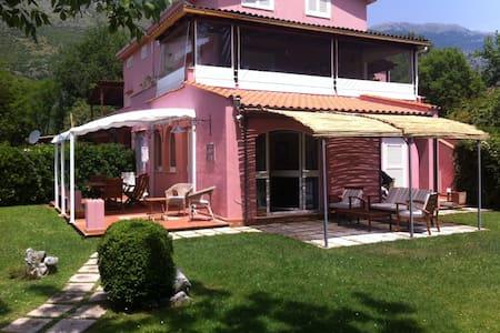 Villino a Maratea ampio giardino - Maratea - 別荘