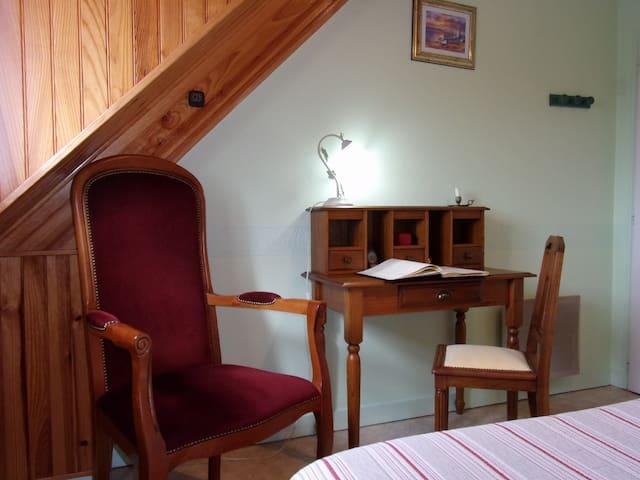 Au centre du Morbihan, une suite familiale pour 2