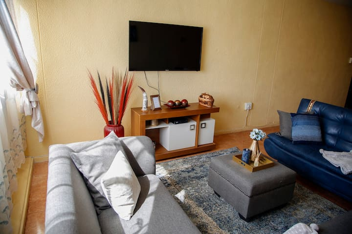 Avion Home,free WIFI, 10 minutes from O. R Tambo