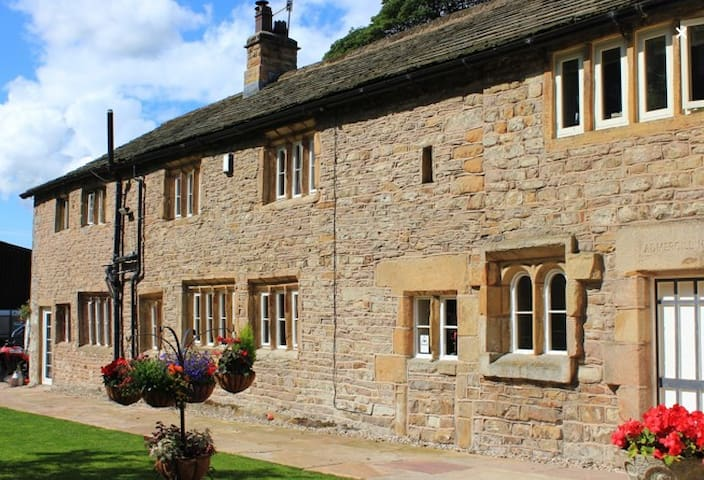 Admergill Hall Farm Bed and Breakfast 4**** QIT - Lancashire