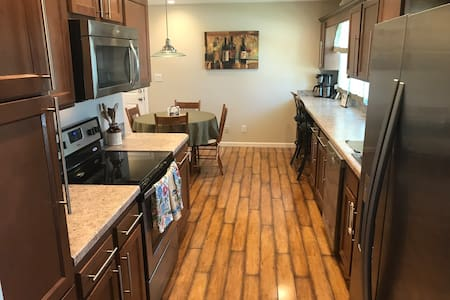 Updated 4BR/2.5BA Btown Gem w/ 2 King Beds & Patio