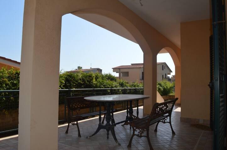 Villetta a 800 m dal mare a Sciacca in Sicilia