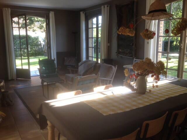 Loue maison à wissant