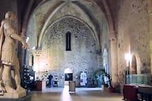 Interno Castello Ursino Museo