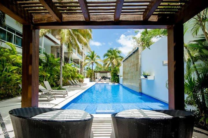Pure Luxury steps to 5th! - Playa del Carmen - Lakás