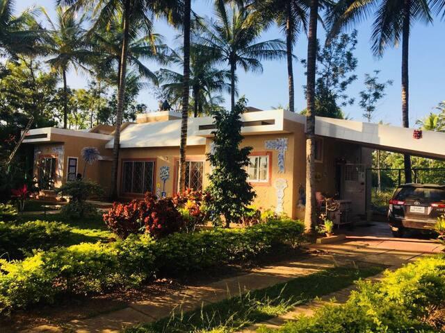 kusuma dew cottages
