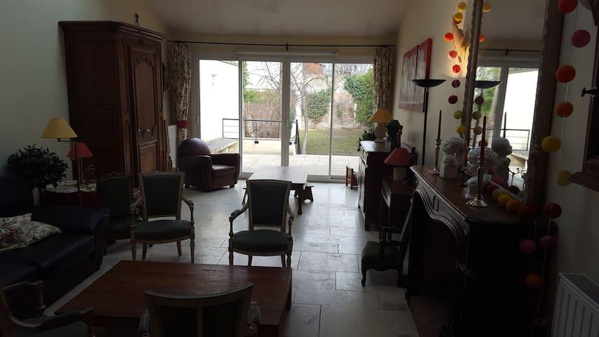 Maison familiale à Asnières - Asnières-sur-Seine