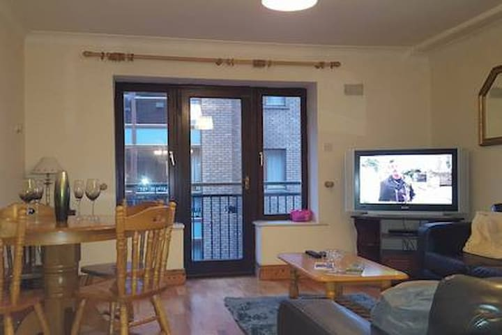 Cozy 1 Bed apartment City Center-Brazen head