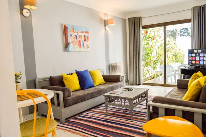 Cosy Apartment in Sidi Bou Said- Carthage Amilcar