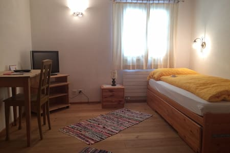 Cute Single Room - Pontresina