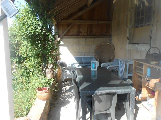 Maison proche circuit 24 heures du Mans - Coulans-sur-Gée - Casa