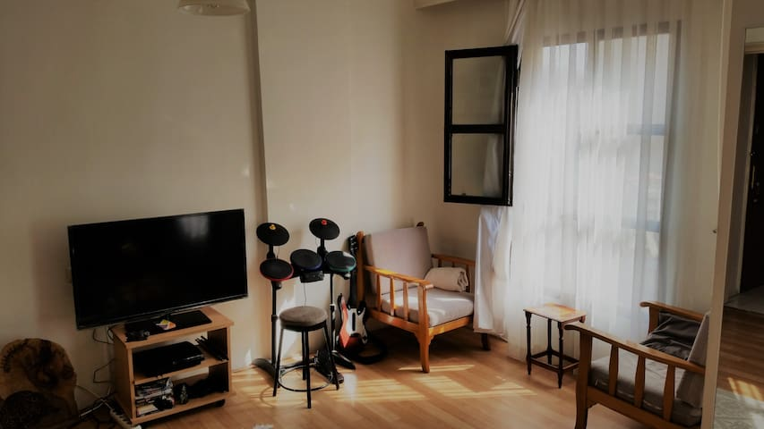 a home for game playing and arts - Konak - Apartamento