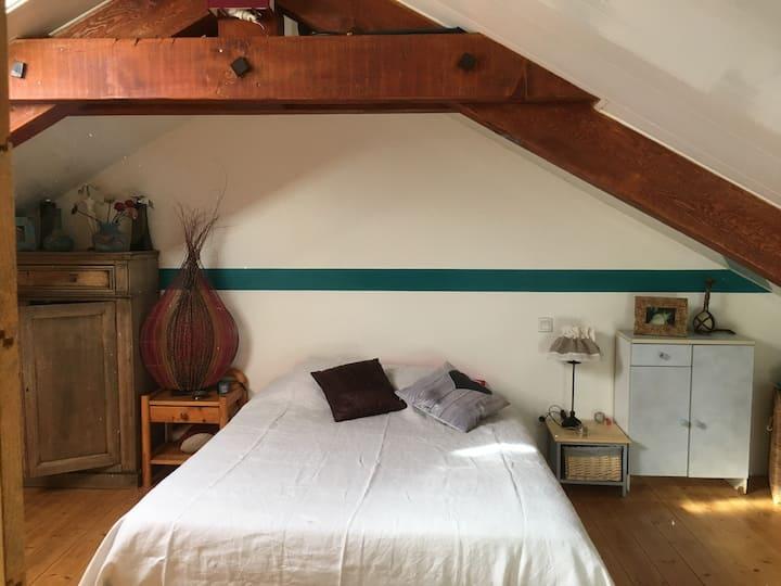 Chambre 2 chez l habitant dans petit hameau